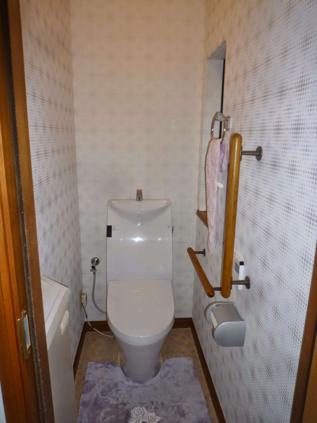 トイレリフォーム~きれいにしたいのトップはやっぱりトイレです~